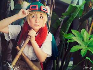Teemo Cosplay 1 by SNTP on DeviantArt