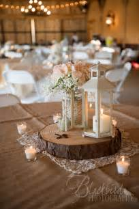 Rustic Mason Jar Wedding Centerpieces Ideas