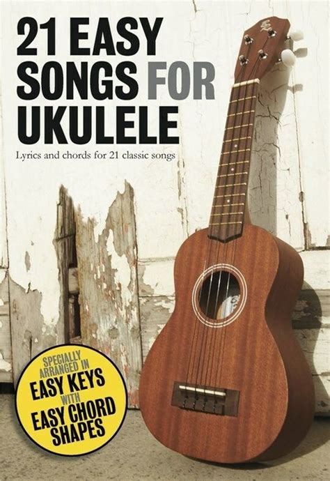 Early music for ukulele (book/cd package) (a jumpin jim's ukulele songbook). 21 Easy Songs For Ukulele Beginners Learn How To Play Sheet Music Book Songbook   eBay