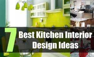 kitchen design and decorating ideas 7 best kitchen interior design ideas kitchen decoration