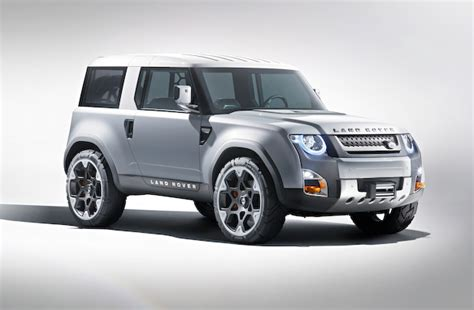 new land rover defender coming by 2015 land rover defender concept not for sheep carwow