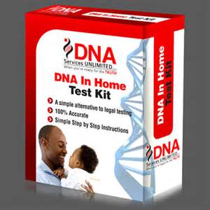 DNA Services UNLIMITED - DNA In Home Test Kit Home Tests