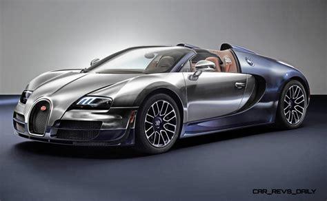 Veyron Gs Vitesse Legend Ettore Bugatti Is Pebble Beach