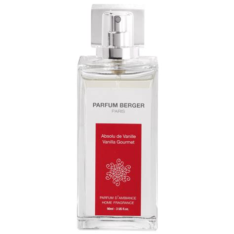 le berger scents the 90ml spray vanilla gourmet the items to be perfumed