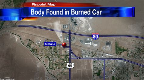 body   car fire  fernley ktvn channel  reno tahoe sparks news weather video
