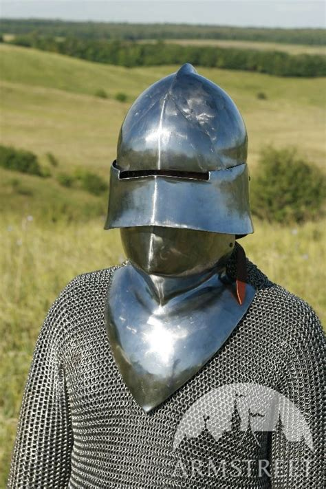 medieval helm sallet sca armour sca helm  sale