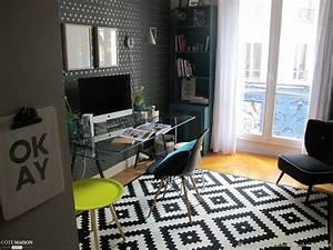 Papier Peint Bureau : papier peint hick 39 s hexagon by cole and son papier peint ~ Melissatoandfro.com Idées de Décoration