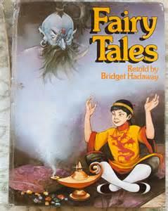 Aladdin Fairy Tale Book