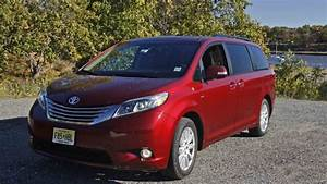 Review  2017 Toyota Sienna Offers All
