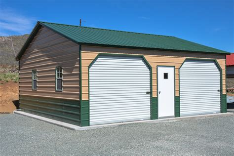 Eagle Car Ports by Enclosed Garages