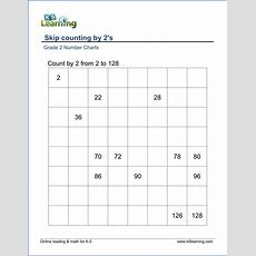 Grade 2 Skip Counting Worksheets  Free & Printable  K5 Learning