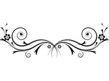 Elegance clipart curly line   Pencil and in color elegance clipart curly line