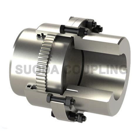 gear coupling manufacturing gaz type china suoda
