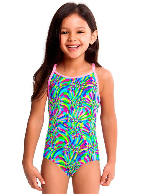 funkita sweet smoothie toddler girls  piece