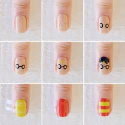 Best ideas about harry potter nails on