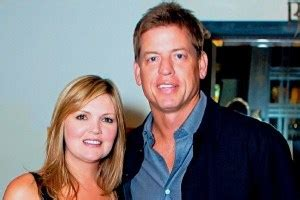 Rhonda Worthey, ex-wife of Troy Aikman. | Thecelebsinfo
