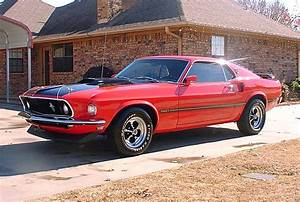 El escritorio de Petronomicom: Ford Mustang Mach One - 1969