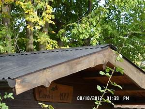 Dach Für Gartenhaus : gartenhaus dach erneuern my blog ~ Michelbontemps.com Haus und Dekorationen