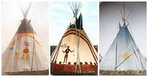 Tipi Little Nice Things : i thought it was just a photo of horses then i saw the tipis ~ Preciouscoupons.com Idées de Décoration