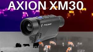Pulsar Axion Xm30 Thermal Scanner  U20222019 Shot Show Release U2022
