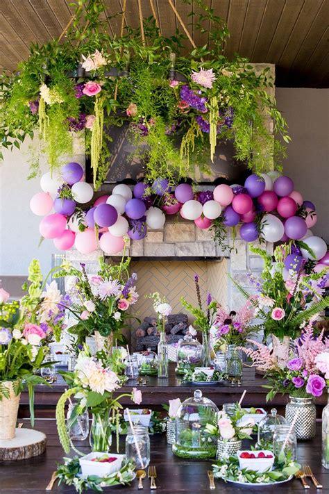 Garden Decoration Themes by Garden S Garden Birthday