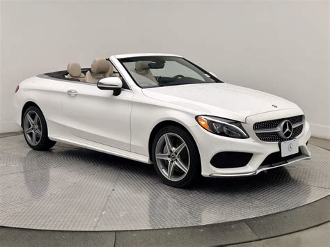 Quick review of the mercedes benz c300. Certified Pre-Owned 2017 Mercedes-Benz C-Class C 300 Sport CABRIOLET in Chantilly #UMC4413 ...