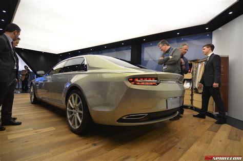 Geneva 2018 Aston Martin Lagonda Taraf Gtspirit