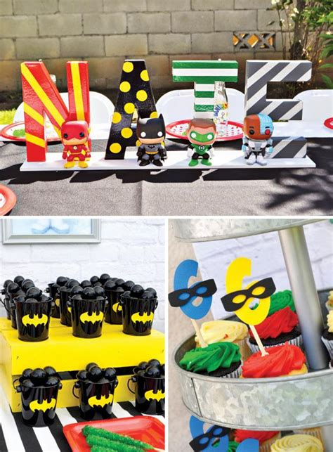 10 Amazing Birthday Parties For Boys  Spaceships And
