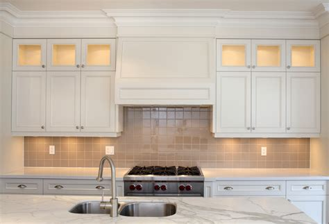Ecellent Kitchen Cabinet Crown Molding Ideas How To Cut