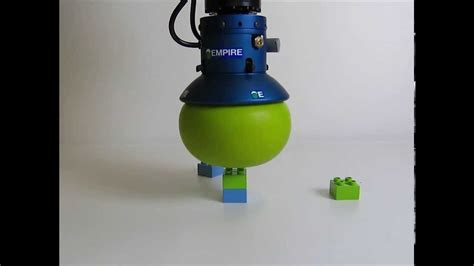 empire robotics versaball assembling lego bricks youtube