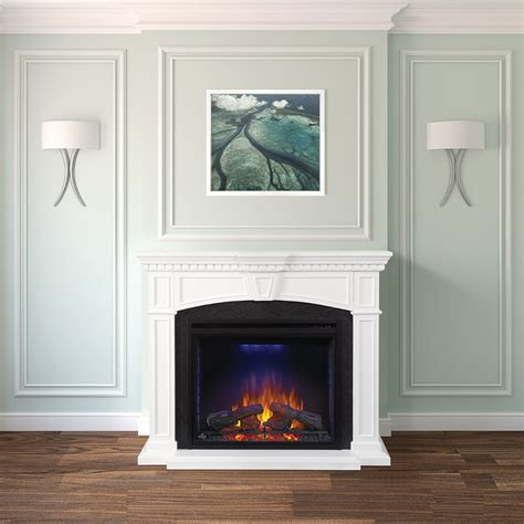 napoleon nefpw  taylor fireplace mantel package