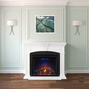 Napoleon NEFP330214W Taylor Fireplace Mantel with 33 Inch