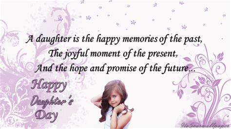 Happy Daughters Day Images Pics and Wallpapers - 9to5 Car ...