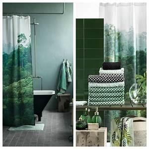hm home mise sur l39urban jungle myhomedesign With salle de bain design avec décoration soirée tropicale