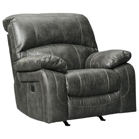 signature design  ashley dunwell  faux leather