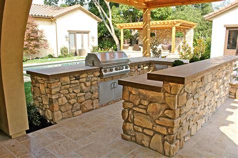 how to make an outdoor concrete countertop concrete interiors custom concrete fabrication