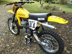 Moto Cross Suzuki : buy 1978 suzuki rm 250 c2 ahrma post vintage motocross moto cross motorcycle in goodlettsville ~ Louise-bijoux.com Idées de Décoration