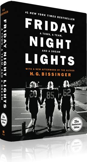 friday lights book friday lights author discusses iconic book 25
