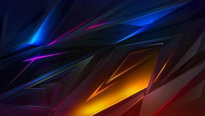 Abstract Dark 4k Colorful Wallpapers Digital 3d