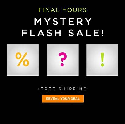 Flash Sales Examples Promotions Offer Promotion Discount