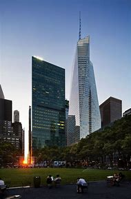 Bank of America Tower New York City