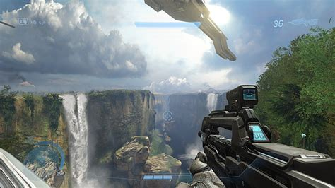 pc exclusive halo   screens gameplay released