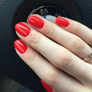 29+ Red Acrylic Nail Art Designs , Ideas | Design Trends ...