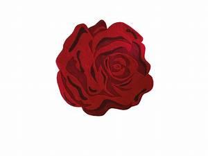 tapis fleur rose idees d39images a la maison With déco chambre bébé pas cher avec mal de dos champ de fleurs