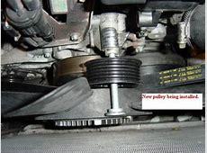 Idler Pulley Bearing replacement MercedesBenz Forum