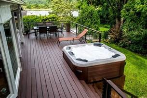 multi level house floor plans deck design ideas with tubs that will your mind