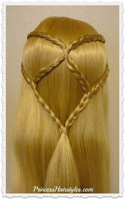 Braided Hairstyles Easy Braids Summer Hair Tutorial