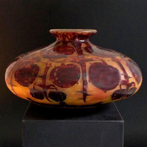 le verre francais le schneider le verre fran 231 ais cameo vase centurymodernism
