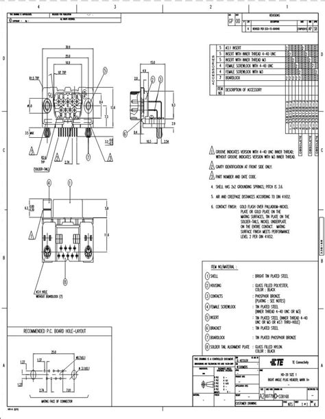 Sub Pin Connector Wiring Diagram Collection