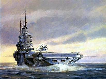 Navy Royal Wallpapers Hms Victorious R38 Military
